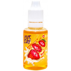 Жидкость Cut Eat 30 мл Strawberry Cream 4 мг/мл