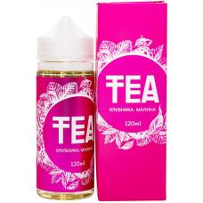 Жидкость Tea 120 мл Клубника Малина 3 мг/мл