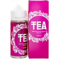 Жидкость Tea 120 мл Черная Смородина Вишня 3 мг/мл