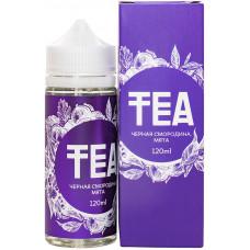 Жидкость Tea 120 мл Черная Смородина Мята 3 мг/мл