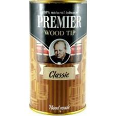 Сигариллы Premier Wood tip Classic (Классик) с мундштуком 1 шт