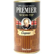 Сигариллы Premier Wood tip Cognac (Коньяк) с мундштуком 1 шт