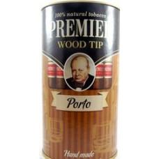 Сигариллы Premier Wood tip Porto (Порто) с мундштуком 1 шт