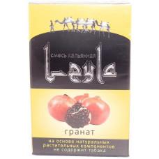 Смесь Leyla 50 г Гранат (pomegranate) (кальянная без табака)