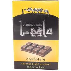 Смесь Leyla 50 г Шоколад (chocolate) (кальянная без табака)