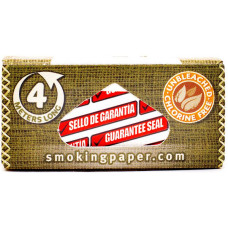 Бумага сигаретная Smoking Rolls Organic рулон 4м