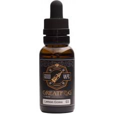 Жидкость Good Vape GreatFog 30 мл Lemon Ccino 3 мг/мл