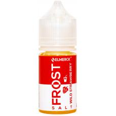 Жидкость Frost Salt 30мл Wild Strawberry 20мг/мл