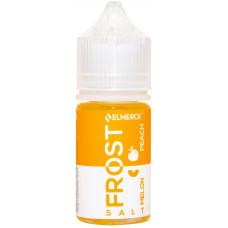 Жидкость Frost Salt 30мл Melon Peach 20мг/мл