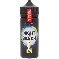 Жидкость Night On The Beach 120 мл Ibiza 3 мг