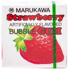 Жвачка MARUKAWA Шары со Вкусом Клубники (Жевательная Резинка)