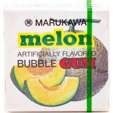Жвачка MARUKAWA Шары со Вкусом Дыни (Жевательная Резинка)