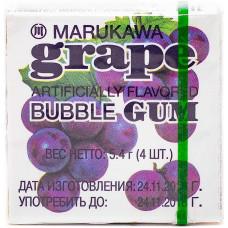 Жвачка MARUKAWA Шары со Вкусом Винограда (Жевательная Резинка)