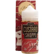 Жидкость The Custard Shoppe 100 мл Raspberry 3 мг/мл