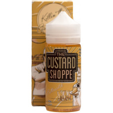 Жидкость The Custard Shoppe 100 мл Butterscotch 3 мг/мл