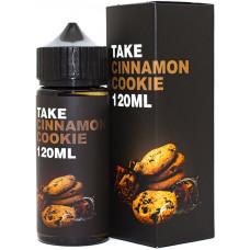 Жидкость Take Черная 120 мл Cinnamon Cookie 0 мг/мл