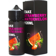 Жидкость Take Черная 120 мл Strawberry Watermelon 0 мг/мл
