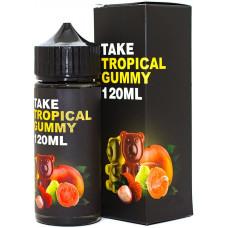 Жидкость Take Черная 120 мл Tropical Gummy 0 мг/мл