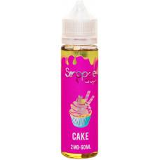 Жидкость Siroppe 60 мл Cake 2 мг/мл