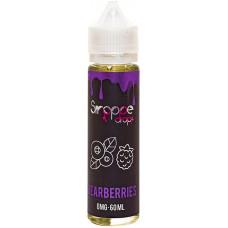 Жидкость Siroppe 60 мл Bearberries 0 мг/мл