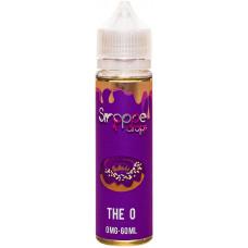 Жидкость Siroppe 60 мл The O 0 мг/мл