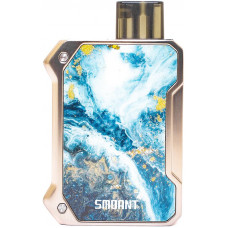 Smoant Battlestar Baby Kit Stainless Steel 750 mAh Стальной