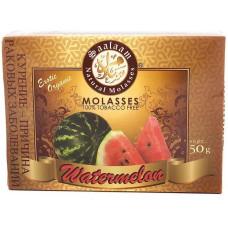 Смесь Saalaam Арбуз (Watermelon) (50 гр) (кальянная без табака)
