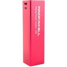 Аккумулятор INNOCELL 2000 mAh для DISRUPTER Красный innokin