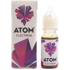 Жидкость ATOM 15 мл ELECTRON Фиолетовый 0 мг/мл 15мл (Tangerine Chocolate Коричневый)