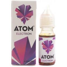 Жидкость ATOM 15 мл ELECTRON Фиолетовый 6 мг/мл 15мл (Tangerine Chocolate Коричневый)