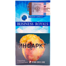 Сигареты Business Royal Super Slims 20 шт