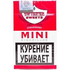 Сигариллы Swisher Sweets Strawberry Mini 6 шт