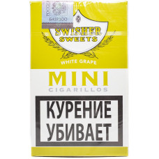 Сигариллы Swisher Sweets White Grape Mini 6 шт