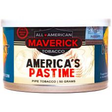 Табак трубочный MAVERICK Americas Pastime 50 гр (банка)