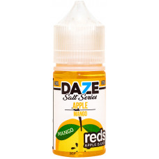 Жидкость 7 Daze Reds Salt 30 мл Apple Mango 30мг/мл
