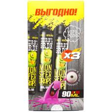 Жидкость Monster Drops 3*30 мл Herb'L Grdn 3 мг/мл