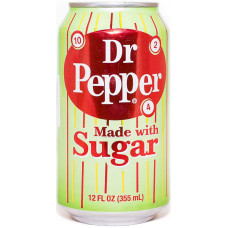 Напиток Dr.Pepper Real Sugar 355 мл