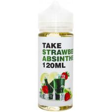 Жидкость Take Белая 120 мл Strawberry Absinthe 3 мг/мл
