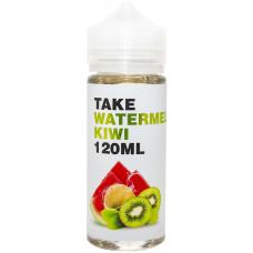 Жидкость Take Белая 120 мл Watermelon Kiwi 3 мг/мл