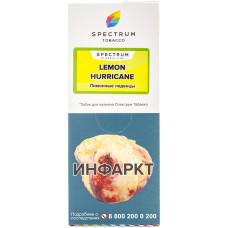 Табак Spectrum 100 гр Lemon hurricane