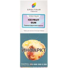 Табак Spectrum 100 гр Ice fruit gum