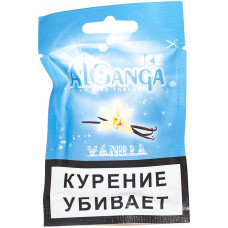 Табак Al Ganga 15 г (Аль Ганжа Айс Ваниль)