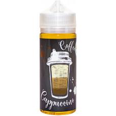 Жидкость E- Juice Bar 120 мл Cappuchino 0 мг/мл