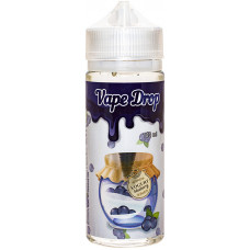 Жидкость Vape Drope 120 мл Yogurt Blueberry 0 мг/мл