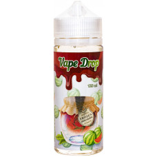 Жидкость Vape Drope 120 мл Frozen Watermelon 0 мг/мл