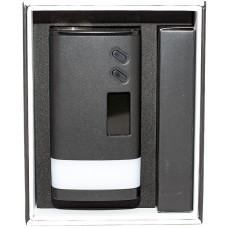 Мод Fuchai Glo 230W TC 18650*2 Черный (без аккумуляторов) Sigelei