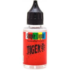 Жидкость Simple Liquid 30 мл Tiger 0 мг/мл