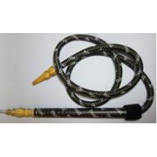 Шланг MYA с охлаждением с ПАМПУШКОЙ черный L=208 см H622/H662