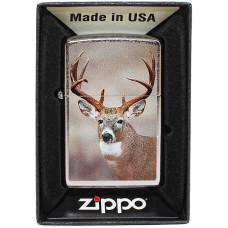 Зажигалка Zippo 29081 Deer Бензиновая