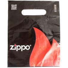 Пакет Zippo 185х50х230 Чёрный